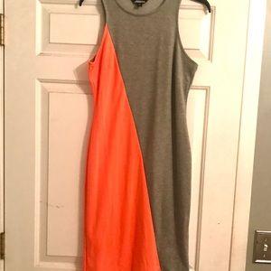 Color blocked dress!